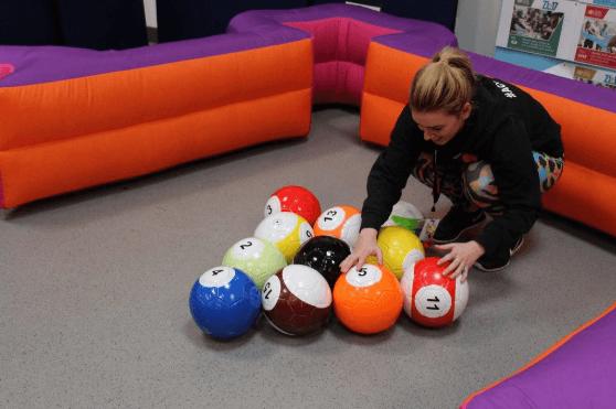 Snookball - Inflatable