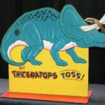 TRICERATOPS TOSS